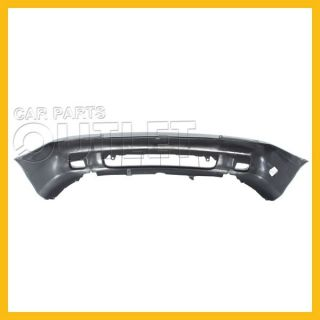 1998 2000 Toyota Sienna CE Front Bumper Cover New TO1000192 Textured Matte Gray