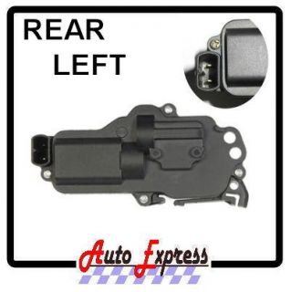 Ford Mercury Pickup Taurus Power Door Lock Actuator Fits Rear Left Passengerside