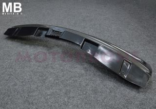 Infiniti G35 03 05 Front Hood Bumper Center Grille Real Carbon Fiber JDM Style