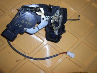 97 01 Toyota Camry Left Front Power Door Latch Lock Actuator O 5DAYS