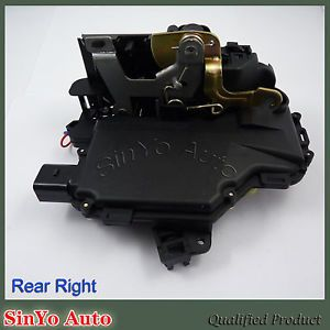 New Door Lock Actuator Rear Right Side RR Fit for VW Jetta Passat Golf Beetle