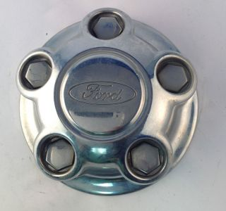 Ford F150 Factory Chrome Wheel Center Cap YL54 1A096 Ba