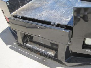 Cm TM 4 Dodge SB SRW Truck Bed Flatbed Service Body Utility Tool Box 1540162