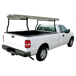 Truck Ladder Racks Adjustable Universal Lumber Pipe Wood Contactors Utility New
