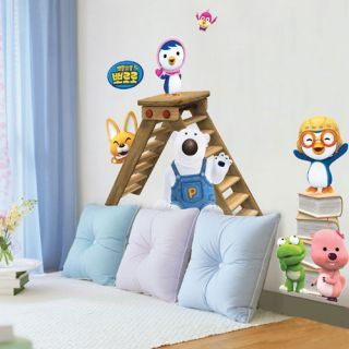 Pororo Friends Kids Wall Decal Removable Decor Stickers 322