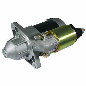 Mega Fire Electric Starter John Deere and Kawasaki FD501D FD620D FD661D Engines