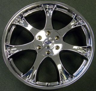 "22"" Chrome Factory Ford F150 Expedition Navigator Roush Wheels Rims New"