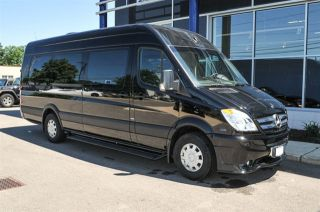 2012 2500 Conversion Van 3 0L Auto Jet Black