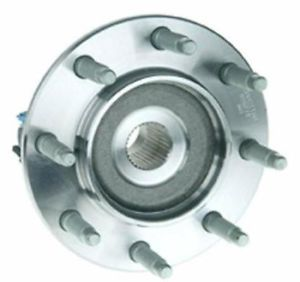 01 10 Chevrolet Avalanche 2500 Front Wheel Bearing Hub