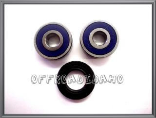 Front Wheel Axle Bearing Kit PW50 QT50 YSR50 Pee Wee 50