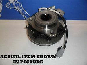 New Driver Side Dodge Dakota Durango Front Wheel Bearing Assembly 4x4