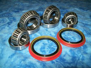 Cougar 1967 1968 1969 Front Wheel Bearings for Drum and Disc Brake Spindles