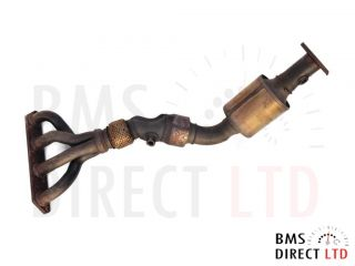 BMW Mini One Cooper s Exhaust Manifold Catalytic Converter R50 R52 R53