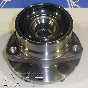 Front Jeep 4x4 Wheel Hub and Bearing Assembly New