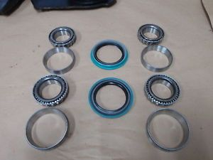 Chevy Suburban Dana 44 TIMKEN Front Wheel Bearing Kit