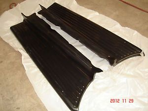 1942 1947 Ford Pickup Truck Running Boards