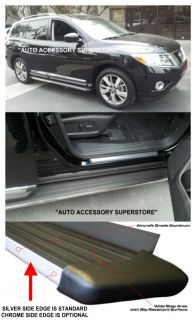 2013 Up Nissan Pathfinder Running Boards Dealer Approved Custom Exact Fit