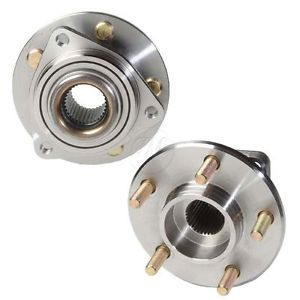 Front Wheel Hub Bearing Pair Set for Dodge Intrepid Chrysler Eagle Vision