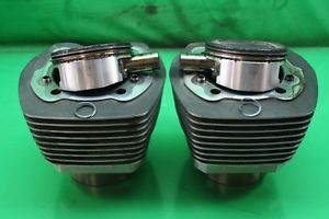 Harley Davidson Twin Cam Axtell 117CI Engine Big Bore Kit Jugs Pistons 117""