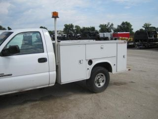 1552 Knapheide Service Body Utility Bed 8' Great Shape Video