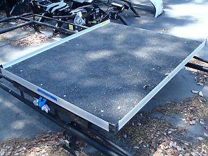 Bed Slide Bedslide Ford Dodge Chevy GMC 47x61 Truck Utility Drawer Bed Rat