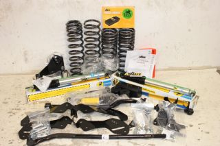 "Aev 3 5"" Dualsport SC Suspension System Lift Kit 07 13 Jeep Wrangler Unlimited"