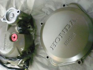 Honda CRF250 CRF150 CRF450 CR Motor Engine Case Paint