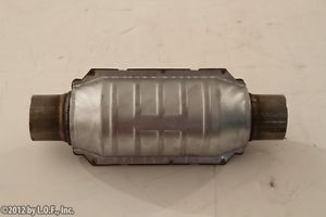 2003 Pontiac Vibe 1 8L FWD Weld Clamp Fit Catalytic Converter New Warranty