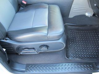 Ford F150 Super Crew Cab 4x4 FX4 Center Shifter Leather Loaded w Leveling Kit