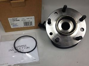 New ACDelco GM Front Wheel Hub Bearing Assembly 12413045 FW127 Free SHIP