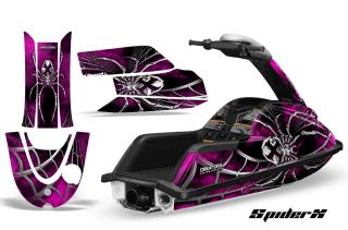 Yamaha Superjet Jet Ski Graphics Kit jetski Decals Spiderx SXR