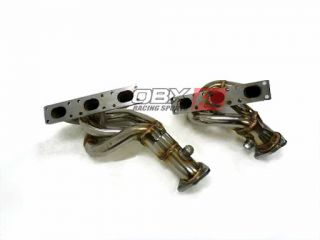 OBX Exhaust Header Manifold Catback Kit Combo BMW M3 E36 325 328