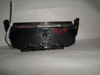 06 08 07 Chevy Impala Monte Carlo Climate Heater Control 2006 2007 2008 7559
