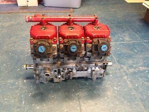 Polaris XCR800 XCR 800 Engine Motor Triple VES 2000 01 02 03 700 1999