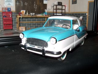 1956 Nash Metropolitan Error Version Franklin Mint