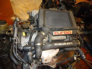 Toyota Starlet GT Glanza Turbo 4EFTE 4 Efte 4 Efte Engine Conversion Turbo ECU