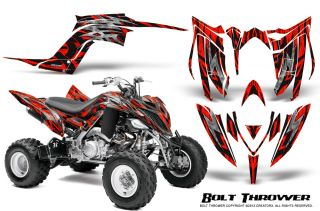 Yamaha Raptor 700 2013 Graphics Kit Creatorx Decals Stickers BTR