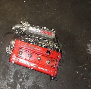 JDM Mitsubishi Eclipse Eagle Talon 4g63 4G63T Head Only 2 0L Engine Turbo Motor
