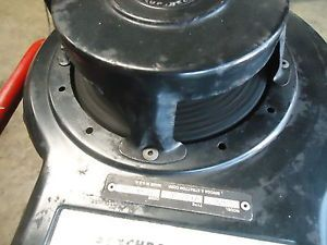 Briggs and Stratton 10 HP Vertical Shaft Riding Lawn Mower Engine 28A707