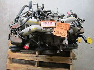 2000 2001 00 01 Subaru Legacy 2 5L Engine Motor Vin 6 w Manual Transmission