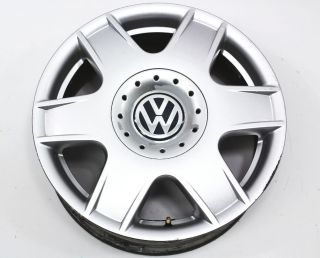 One 16 x 6 5 Alloy Wheel Rim VW Jetta Golf MK4 Genuine OE 1J0 601 025 H