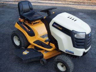 '12 Cub Cadet LTX 1042 Lawn Mower Tractor Only 65 Hrs