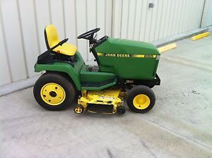 "John Deere 265 48"" Riding Mower Lawn Tractor 17hp Kawasaki Engine"