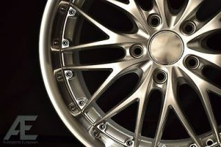 19 inch Nissan 350Z 370Z Altima Wheels Rims and Tires GT1 Silver