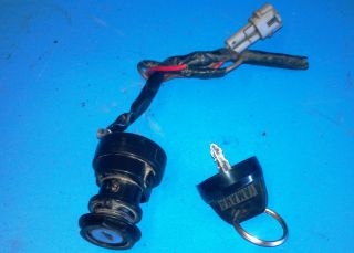 Yamaha Raptor 660 Ignition Switch with Key 660R ATV S