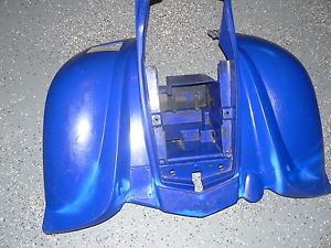 Yamaha Raptor 660 Rear Fender Plastic Body
