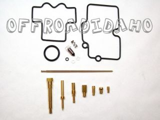 Carb Rebuild Repair Kit Honda CRF250R CRF250 2005 05