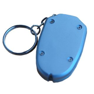 New Electronic Mosquito Repeller w LED Light Key Chain