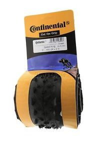 Continental Speed King Marathon Mtn MTB Mountain Bike Bicycle Tire 26 x 2 3