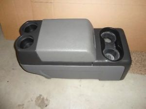 2004 2008 Ford F150 XLT Super Crew Cab Grey Center Console